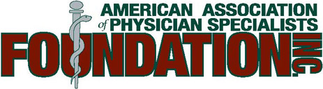 American Association of Physician Specialists Foundation Inc. Logo