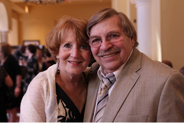 Marge and Steve Montes (Annual Meeting, Tampa, FL, 2014)